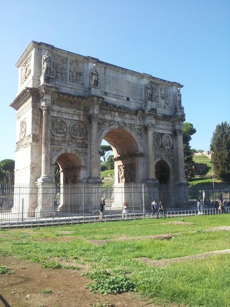 Arch - Rome