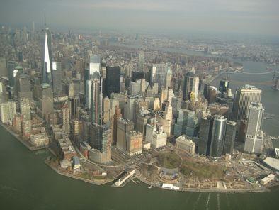 ... City Manhattan Sky Tour: New York Helicopter Flight über Manhattan  Manhattan