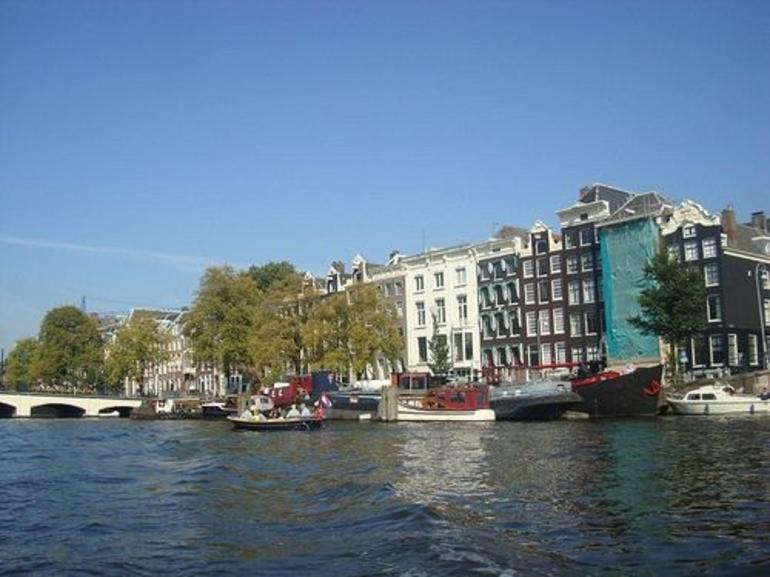 Boat trip - Brussels