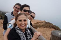 Cabo da Roca selfie!, n.vickerman - August 2017