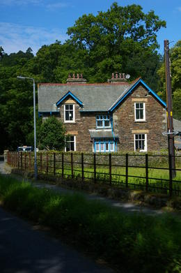 Farm house in the Lake District , Marilyn K - August 2011