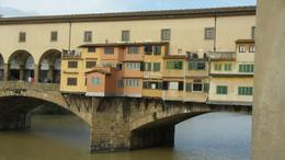 Photo of the famous Ponte Vecchio., ALI M - October 2010
