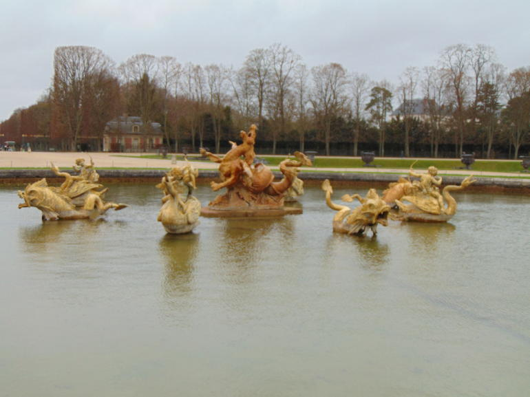Full Day Tour with Versailles Palace, Eiffel Tower and Seine River Cruise photo 18