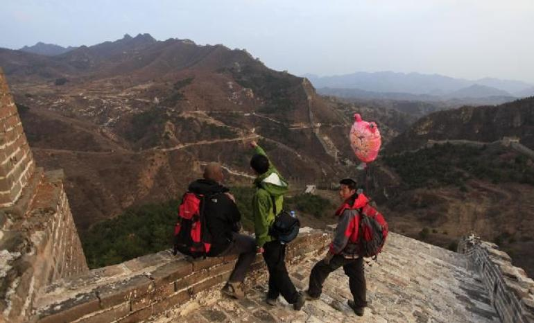 Great Wall hike - Beijing