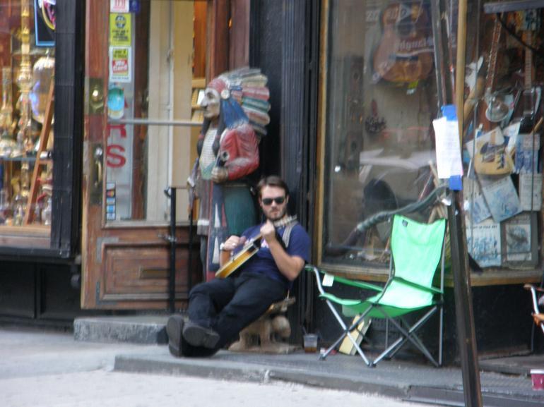 Greenwich Village - New York City