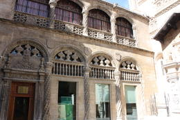Historical Granada and Albaicin Walking Tour, SCV - December 2012