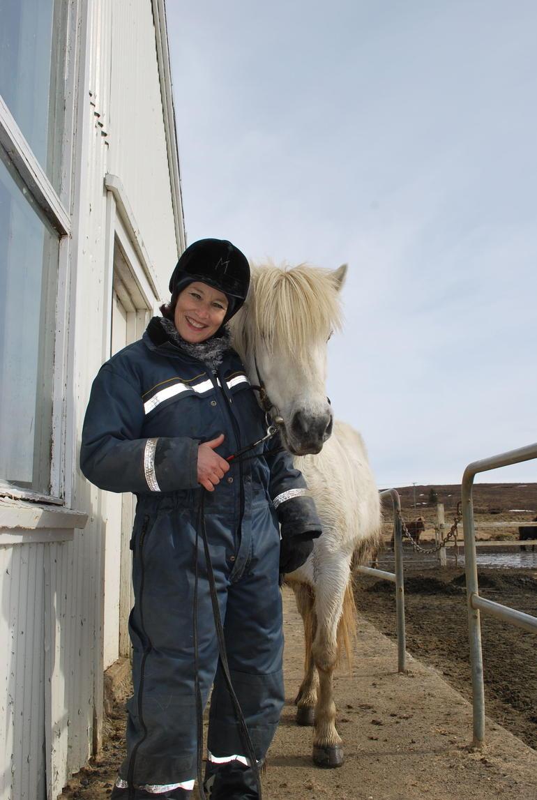 Icelandic Horse Riding Fun!!! - Reykjavik