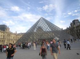 the famous Louvre , Etten - October 2011