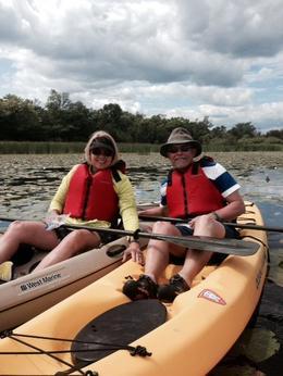 Kayaking the Niagara River. , mtbrice - August 2014
