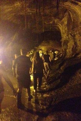 lava tunnel , Rhonda L - June 2014