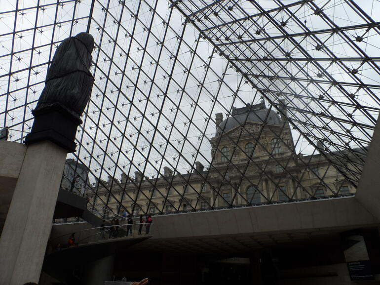 Louvre - Carrousel - Paris