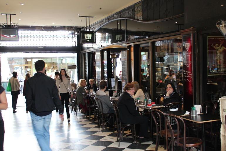 Melbourne Lanes and Arcades Walking Tour - Melbourne