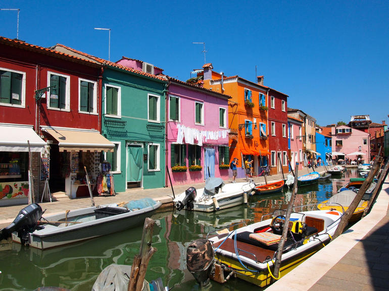 Murano, Burano and Torcello Half-Day Sightseeing Tour - Venice