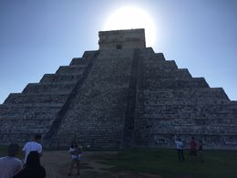 Making use of the sun.....just like the Mayans did!!! , Kristan M - October 2015