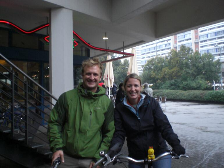 On our bikes - Berlin