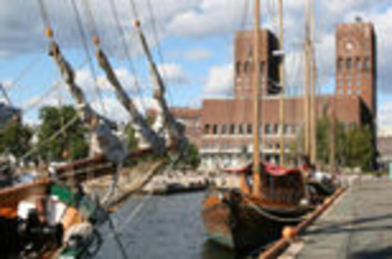 Oslo Harbor - Oslo