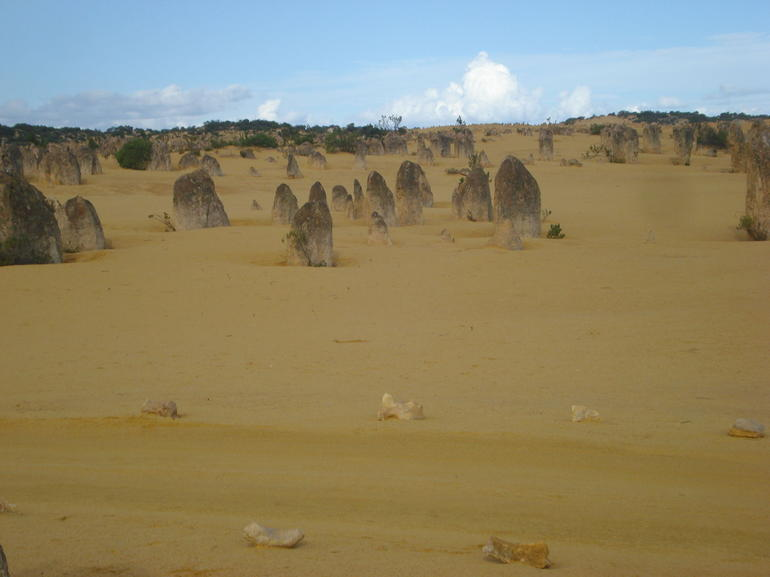 Pinnacles Desert - Perth