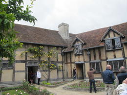 Shakespeares birthplace, Helene - September 2012
