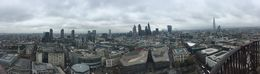 View from the top of St Pauls , Tony - November 2015
