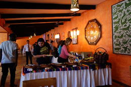Lunch Buffet in Teotihuacan , Debashis C - January 2017