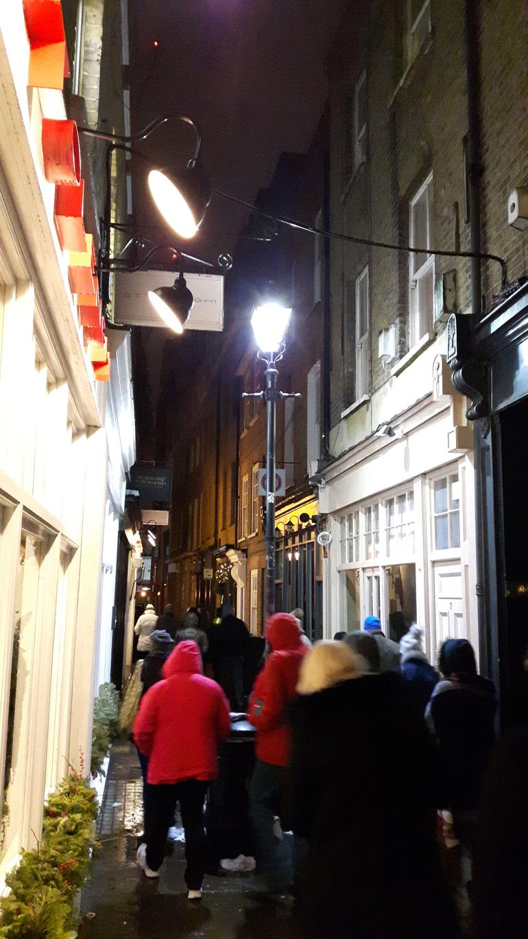 Jack the Ripper and Haunted London Tour photo 12