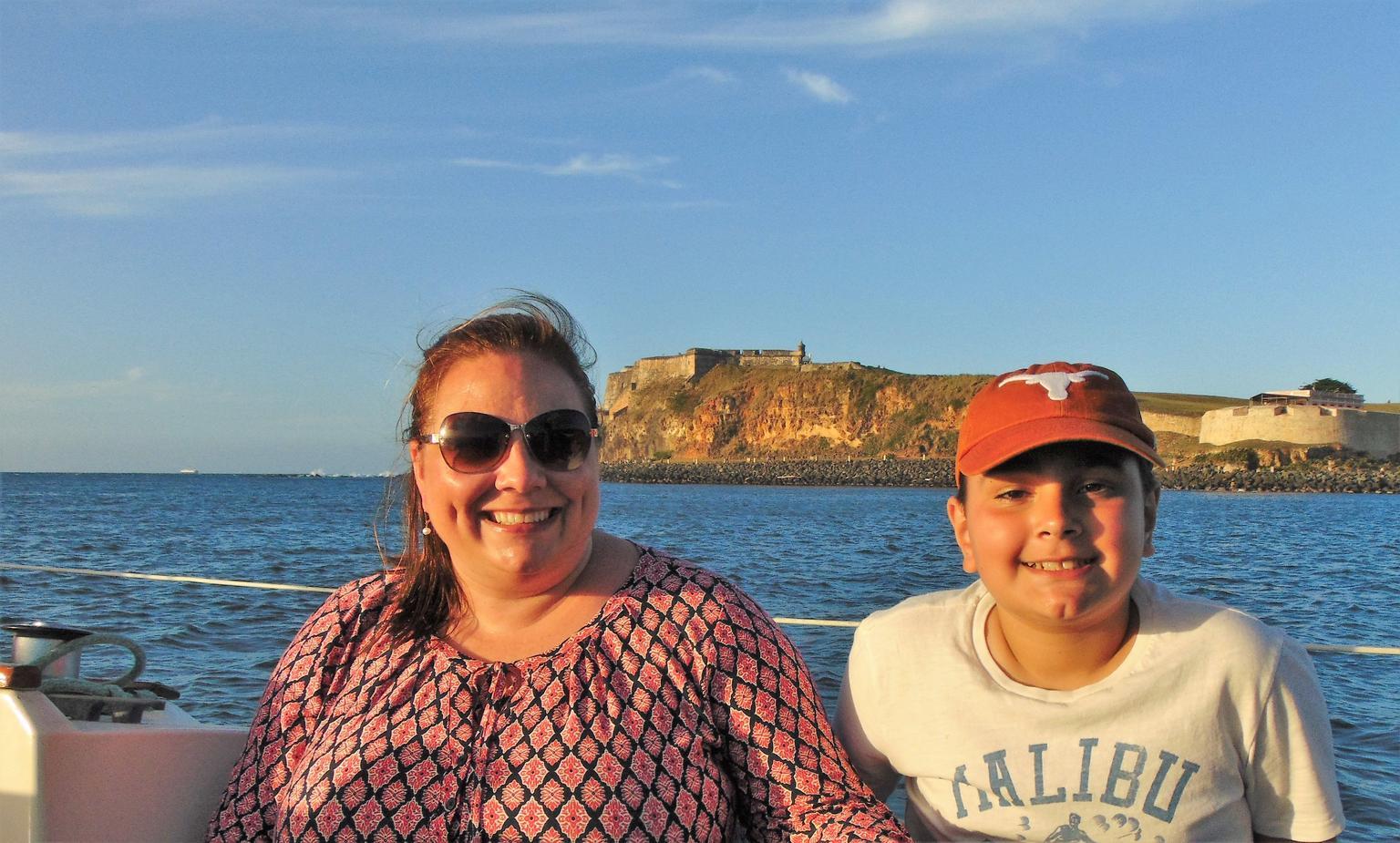 MAIS FOTOS, San Juan Catamaran Sunset Sail