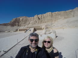The Hatshepsut Temple , Gurhan K - January 2018