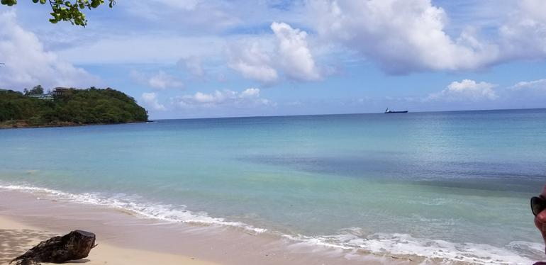Vigie Beach Day with Round Trip Transfer from St Lucia photo 4