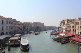 The Grand Canal from The Rialto Bridge , Brian F - September 2016
