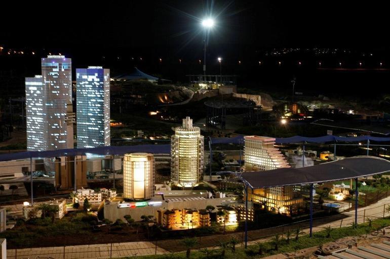 Azrieli Tours-Mini Israel - Tel Aviv