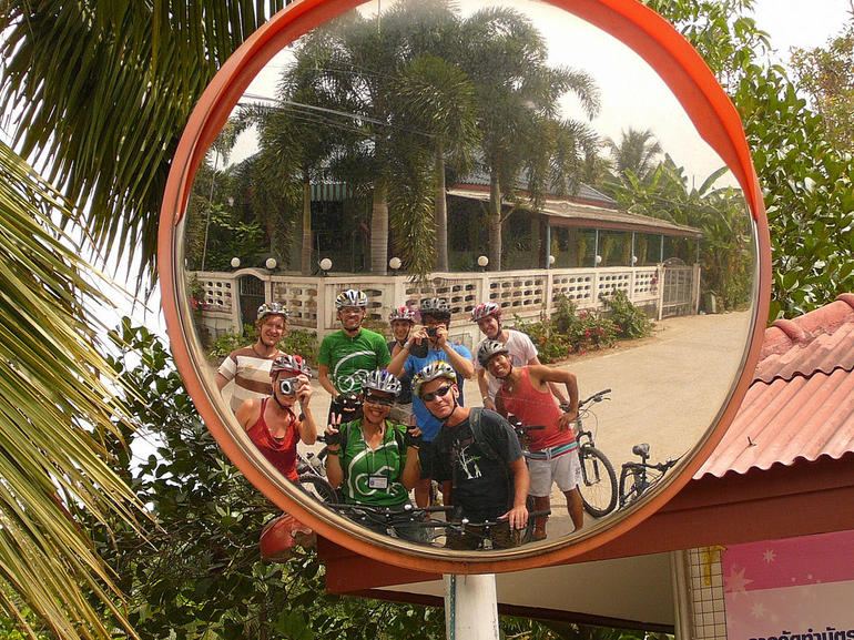 Bangkok Bike Tour Gang - Bangkok