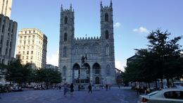 Incredible old Catholic, Gothic cathedral. Go inside after the ride. It costs 5 Canadian each but it is breathtaking. , Robert C - September 2016