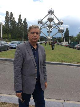 Brussels trip , Imran A - August 2015