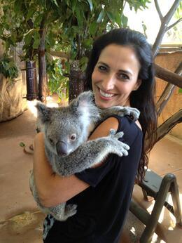 Koala!, Asha & Brock - July 2013
