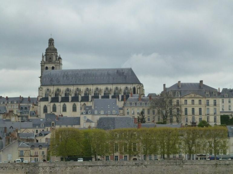 Cathedral in Amboise - Paris