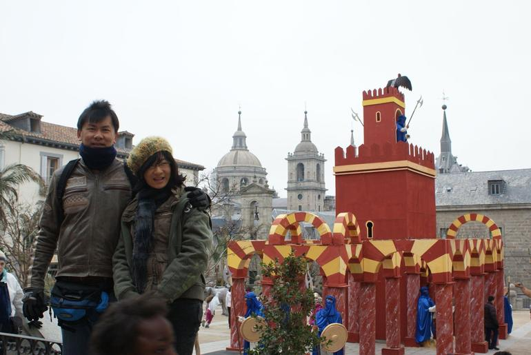 Christmas Deco at de Escoril - Madrid
