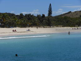 This beach is rated #3 in the world for a reason!! AMAZING!!!! , Jessica M - March 2014