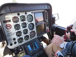 De cockpit , Gerarda - January 2014