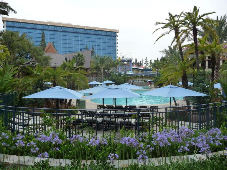 Disneyland Hotel got a makeover! - Anaheim & Buena Park