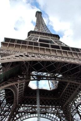 Eiffel Tower., Elizabeth D - February 2009