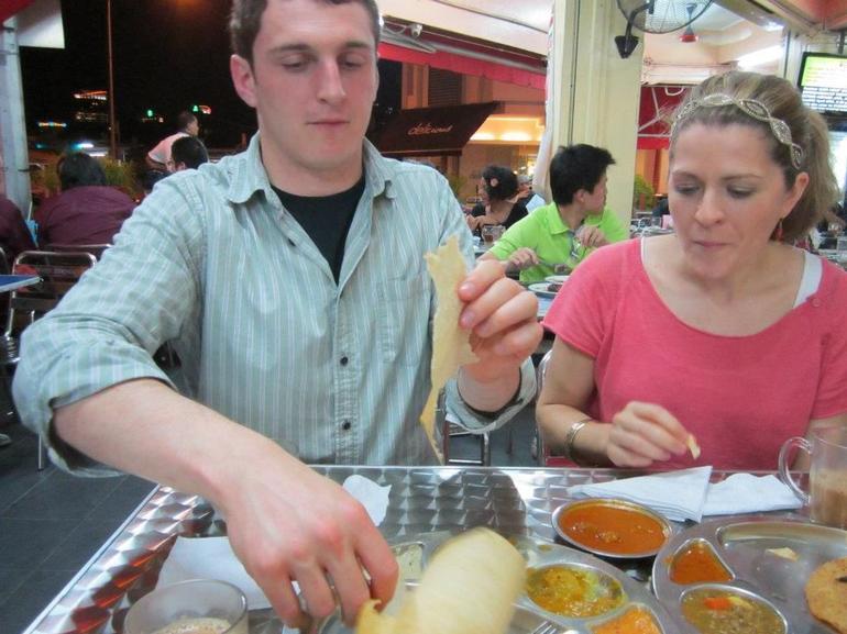 Food tasting - Kuala Lumpur