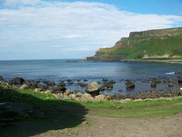 Views at the Giants Causeway., Nicola B - September 2008