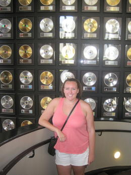 Hall of Gold and Platinum Records , clairemc - August 2011