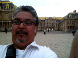 Versailles is beautiful , Daniel - May 2012