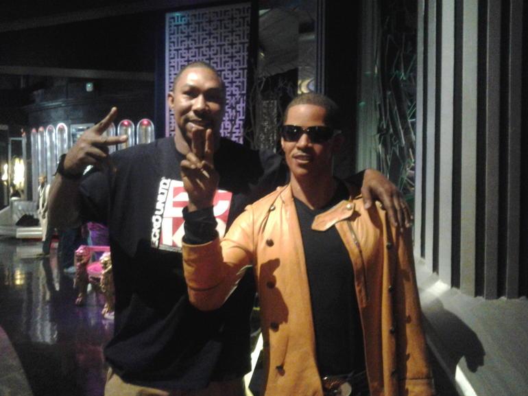 Jamel & Jamie Foxx - Las Vegas