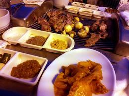 Korean BBQ (Samgyeopsal) , C S - August 2012