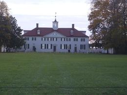 George Washington's home. - November 2007
