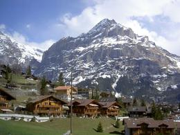 Near Grindelwald - April 2009