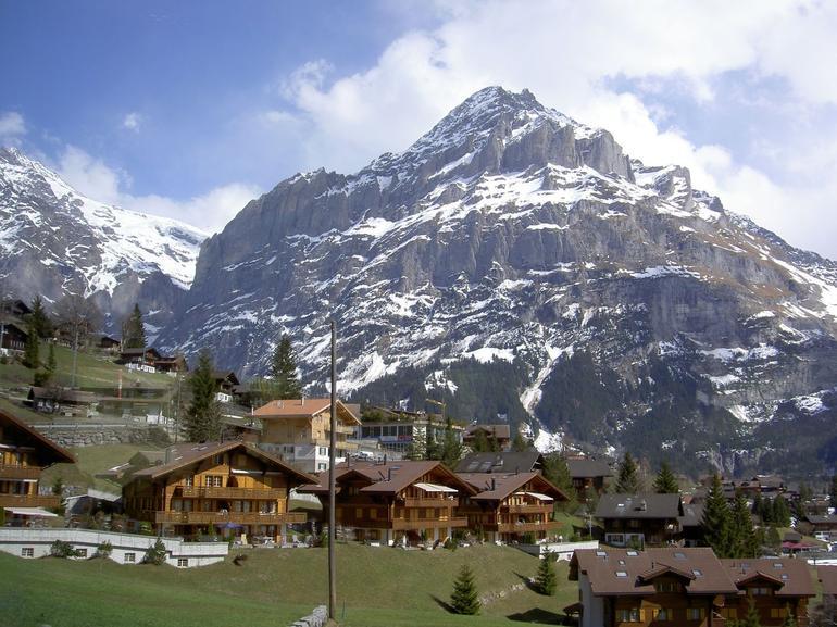 Near Grindelwald - Zurich
