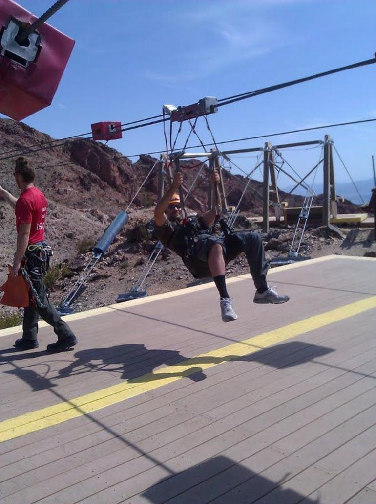 On the line - Las Vegas